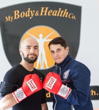 My Body and Health Deutz goes Boxing