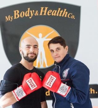 MyBodyandHealth Deutz goes Boxing